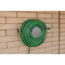 amazon com yard butler srwm 180 wall mounted hose reel garden