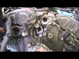 cadillac cts timing chain 2004 cadillac timing chains part 2 wmv