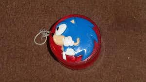 sonic the hedgehog frosted flakes yoyo