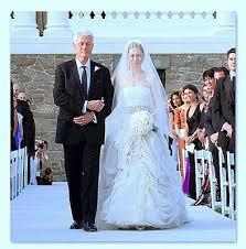 chelsea clinton wedding dress wedding dress chelsea clinton radiant on their wedding day