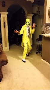 the mask costume jim carrey the mask costume
