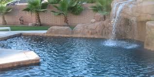 Backyard Landscaping With Pool by Backyard Designs