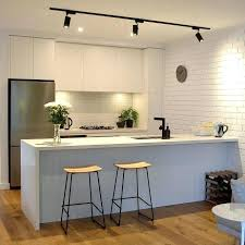 Kitchen Track Lighting Pictures Led Track Lighting Kitchen Kimidoriproject Club