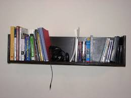 wall mounted bookshelves in the small size u2014 jen u0026 joes design