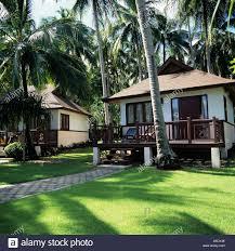 palm beach resort ko phi phi island thailand south east asia stock