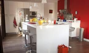 cuisine ilot central cuisson décoration cuisine ilot central carre 71 limoges cuisine avec