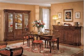 sala da pranzo classica sala da pranzo noce con intarsi arredo easy olbia