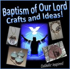Seashell Craft Ideas For Kids - baptism of our lord shell craft plus a list of more ideas