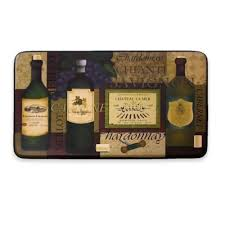 Vineyard Kitchen Rugs Buy Wine Kitchen Mats From Bed Bath U0026 Beyond