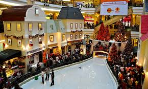 Christmas Decorations For Shopping Centres by Christmas Decorations 1 Utama Shopping Centre Nick Thien Flickr