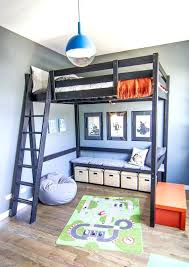 Bunk Bed Boy Room Ideas Loft Bed Boy Act4