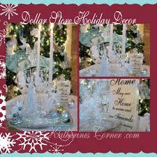 dollar tree christmas decor katherines corner