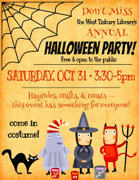 halloween party west tisbury library