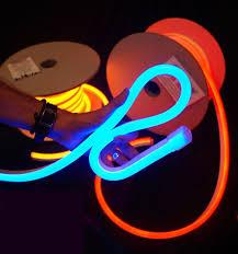 ribbon light led neon flex light 12v 24v rgb warm white mini
