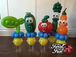 74 best balloon food decor images on pinterest balloon