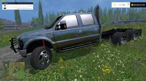 Ford Diesel Truck Performance - f350 ford diesel black 6 6 truck farming simulator 2017 2015