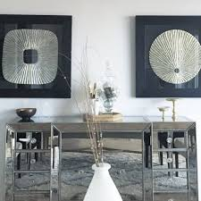 sideboards astonishing mirrored buffet console mirrored buffet