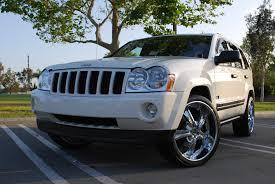 white jeep grand cherokee mattek216 2005 jeep grand cherokee specs photos modification
