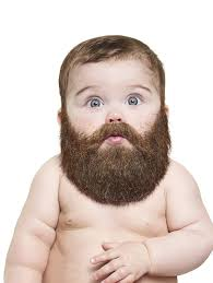 Beard Meme - baby with beard memes memeshappen