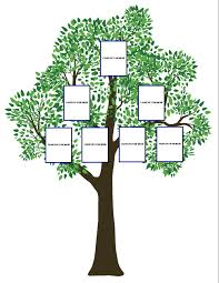 simple family tree template youtuf com