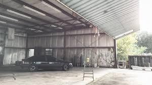 hangar living garage shop the garage journal board