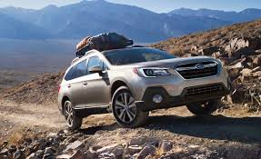 subaru outback 2018 2018 subaru outback in depth model review car and driver
