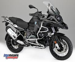 bmw gs 1200 black edition bmw unveil 2017 model year changes mcnews com au