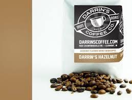 Flavored Coffee Darrin S Hazelnut Flavored Coffee Beans
