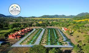 master plan los delfines costa rica exotic real estate on the