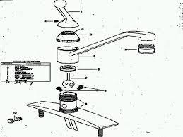 leaking moen kitchen faucet moen kitchen faucet problems glacier bay faucets stem single