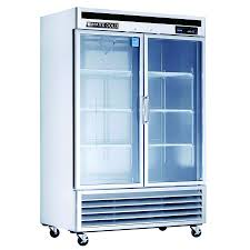 shop maxx cold 49 cu ft commercial freezerless refrigerator