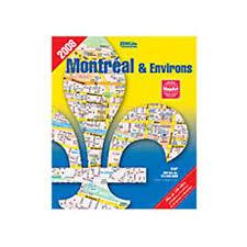 bureau plus montreal atlas montreal plus guide exe 77244 00 10883 fournitures de