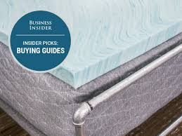 Cheap Mattress Toppers The Best Mattress Toppers And Pads Business Insider