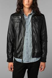 mens moto jacket faux leather moto jacket moto jacket