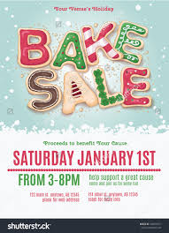template christmas letter christmas holiday bake sale flyer template stock vector 340395011 christmas holiday bake sale flyer template with hand drawn cookie letters