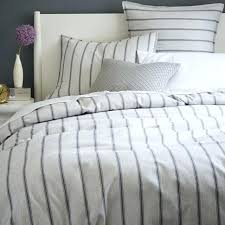 Duvet Covers Grey And White Grey And White Striped Duvet Cover Uk Hotel Stripe Duvet Cover A