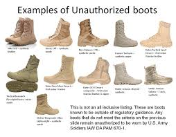 Most Comfortable Air Force Boots Unauthorized Boots Why Do Sm Keep Wearing Them Rallypoint