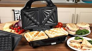 Toaster Sandwich Maker Best Toasted Sandwich Maker 2017 7 Best Sandwich Makers Ranked