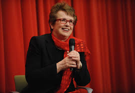 billie jean king u0027fight for equality and inclusion for everyone