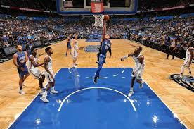 Goes Off Aaron Gordon Goes Off For Career Night In Magic Win Over Nets