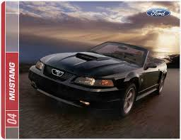 2004 mustang models timeline 2004 mustang the mustang source