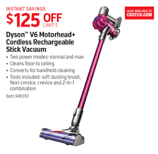 dyson black friday costco deal dyson v6 motorhead cordless rechargeable stick