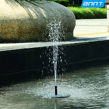 Solar Floating Pond Lights by Floating Solar Powered Water Fountain Garden Pump Pond For Bird