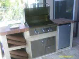 Brinkmann Backyard Kitchen Brinkmann Built In Barbecue Grills For The Custom Outdoor Kitchen