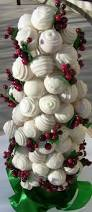 white chocolate tree party topiary variety pinterest