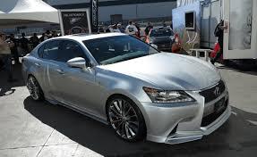 2014 lexus gs 350 price supercharged lexus gs f sport goes fast looks 2012 sema