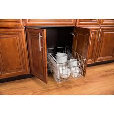 Wire Baskets For Kitchen Cabinets Trinity Kitchen Cabinet Organizers Kitchen Storage