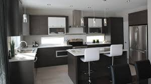 photo de cuisine moderne the modern kitchens modern le groupe bois d or
