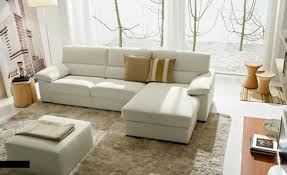White Leather Living Room Furniture Living Room Picture Of Modern White Living Room Decoration
