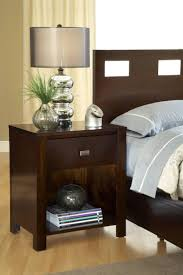 nightstand appealing epic wood and metal nightstand in modern 49 best bed and bedroom sets for the home images on pinterest